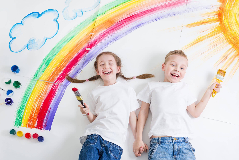 Enfants Arc en ciel